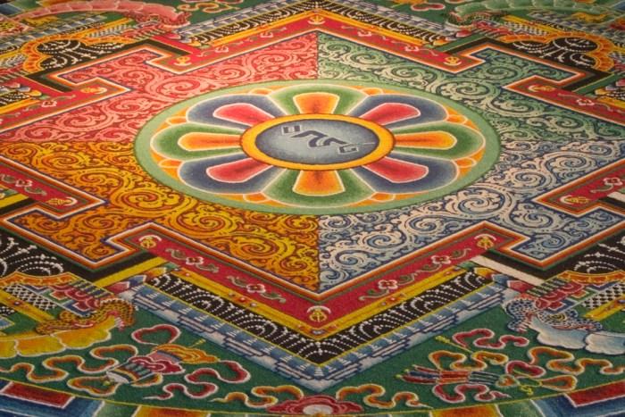 astrologia tibetana e mandala