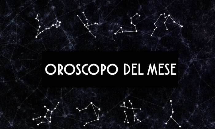 L'Oroscopo del mese de Il Cielo Astrologico