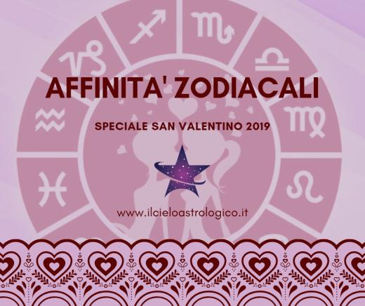 affinità zodiacali