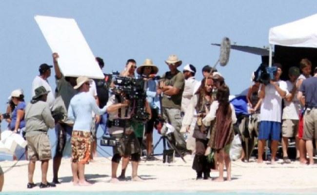 Pirati Dei Caraibi 4 Foto Dal Set 2 Il Cinemaniaco 82572
