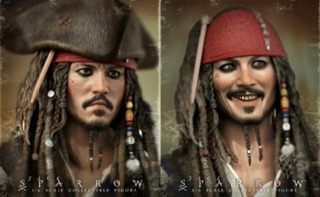 Pirati Dei Caraibi 4 Anteprima Della Nuova Action Figure