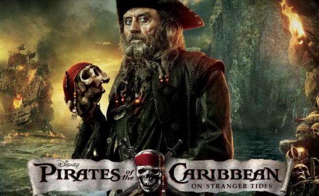 Pirati Dei Caraibi Oltre I Confini Del Mare Poster 4