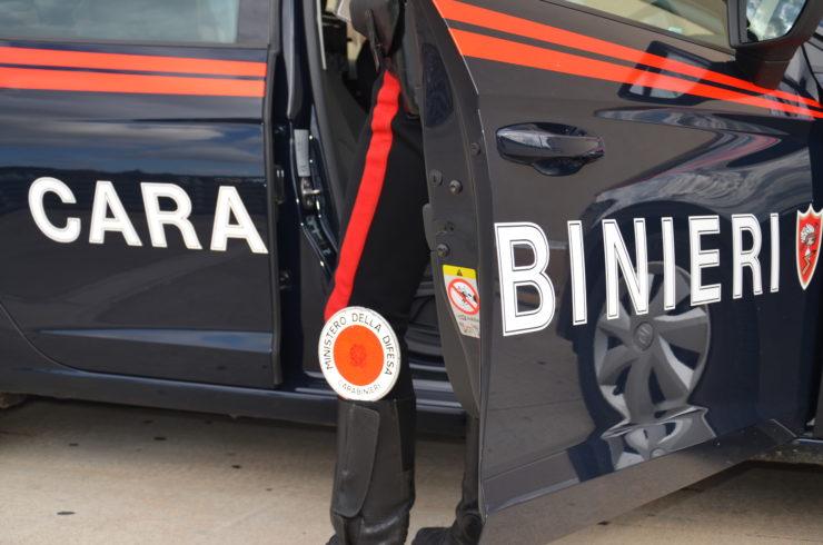In 5 in auto e senza mascherine pizzicati dai Carabinieri ...