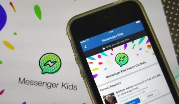 Messenger kids è la nuova app di Facebook per gli under 13