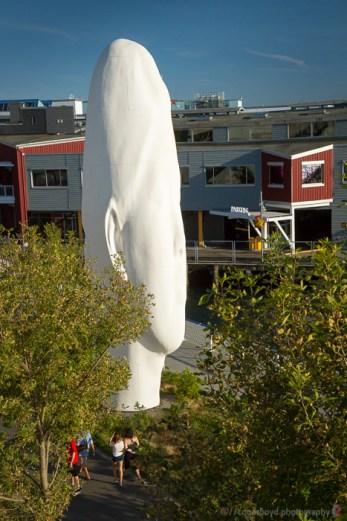 """Echo"", Olympic Sculpture Park"