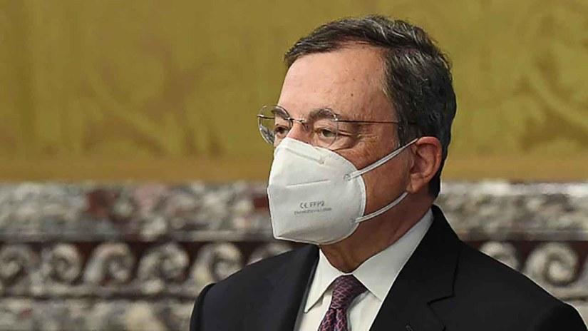 Risultato immagini per parlamento italiano draghi