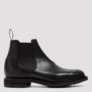 Church`s - Black Coldbury Boots 7