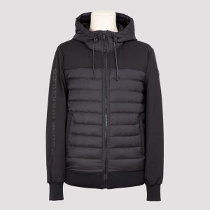 Moose Knuckles - Moutray Black Down Jacket L