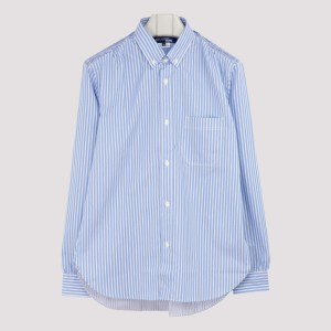 Junya Watanabe - Cotton Striped Shirt S