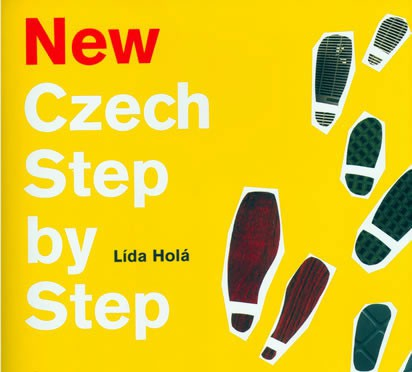 New Czech Step by Step (book cover)