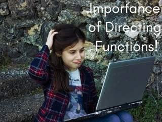 What is the Importance of Directing Functions - ilearnlot