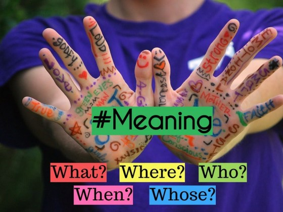 Meaning and Definition