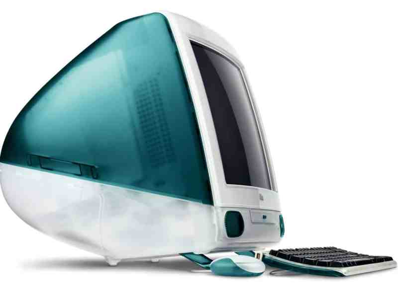 The Case Study of Ad Campaign for Apple iMac
