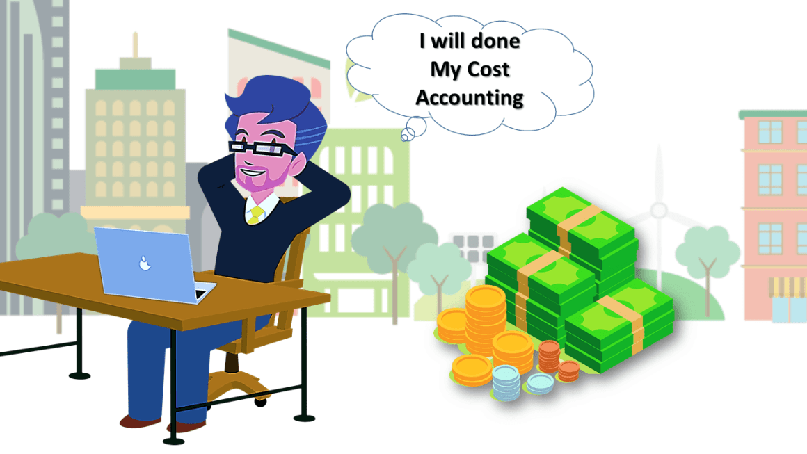 What is the importance of Cost accounting Discussion