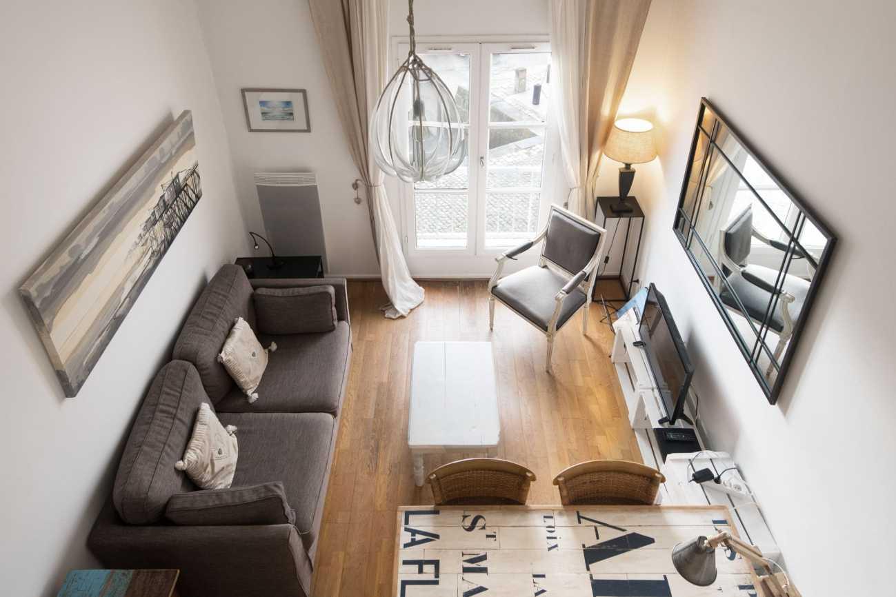 Location appartement clapotis port de Saint Martin de Ré