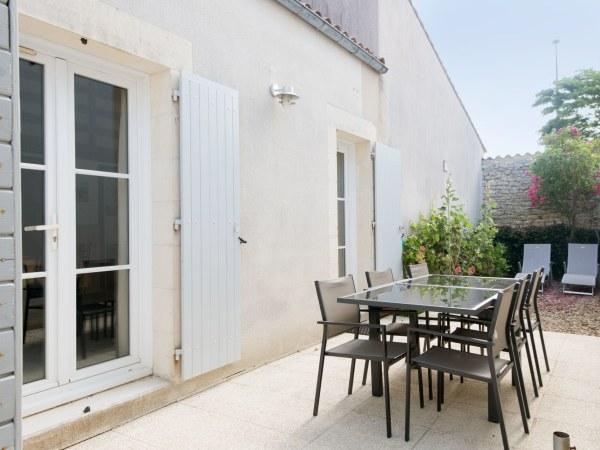 Location appartement ile de ré Vauban