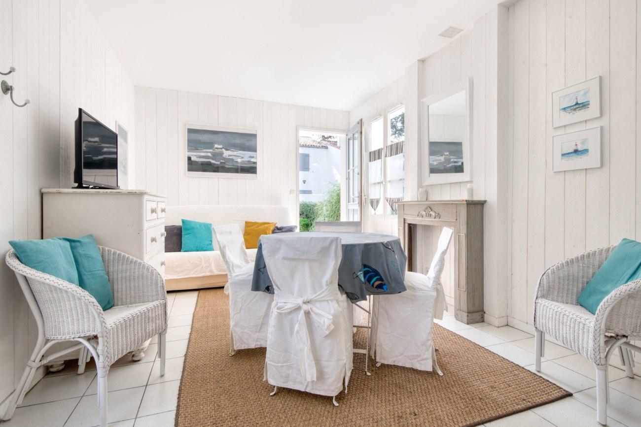 Location appartement Liseron à Saint martin de Ré