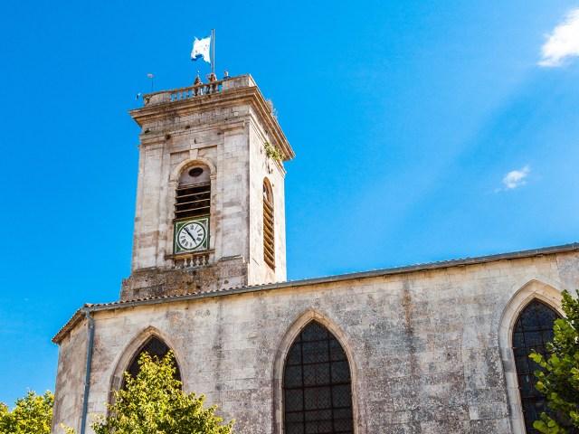 Clocher observatoire de Saint-Martin de Ré