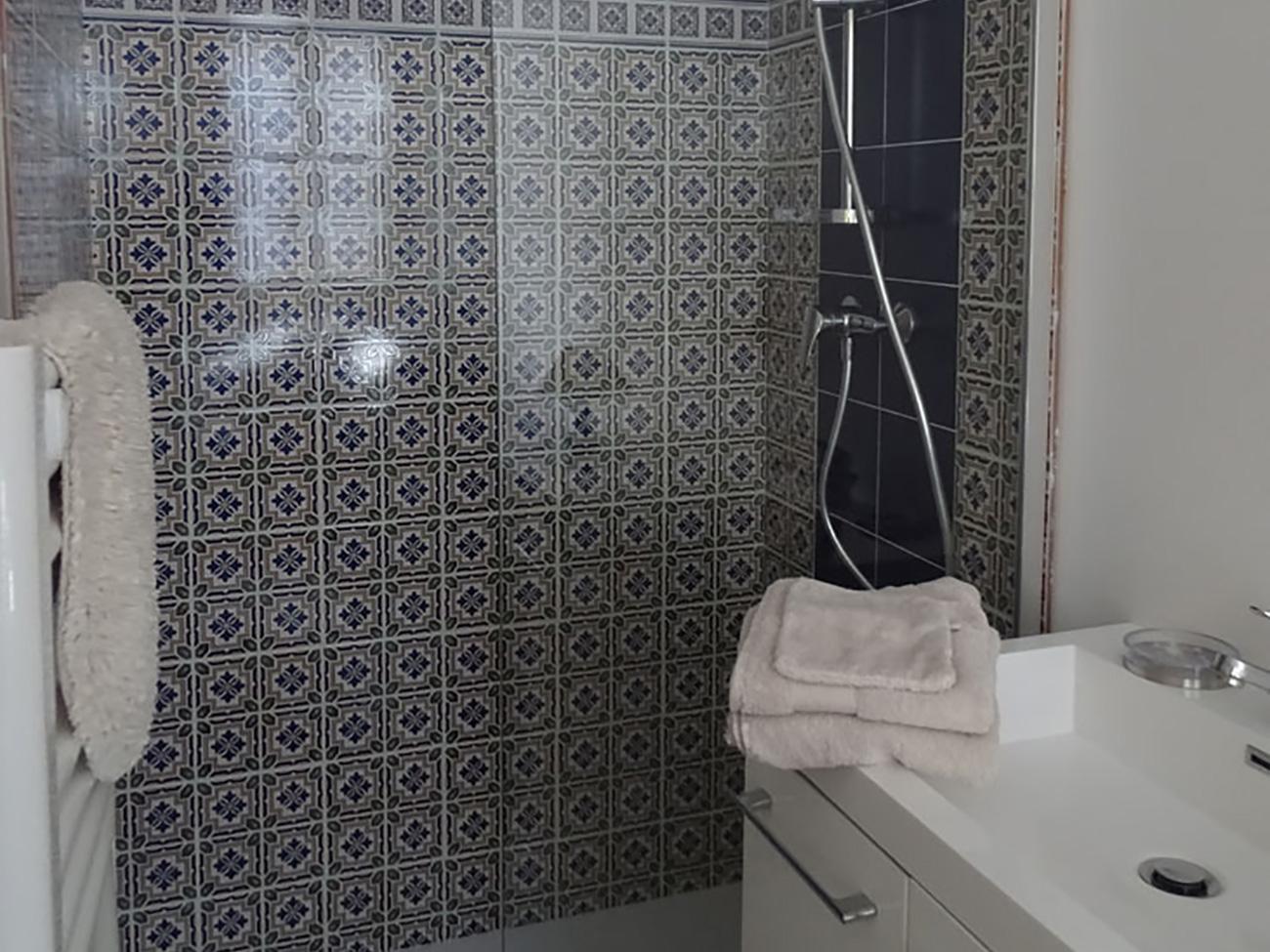 Location Appartement Ile de Ré - Bastingage - Salle de bain 1