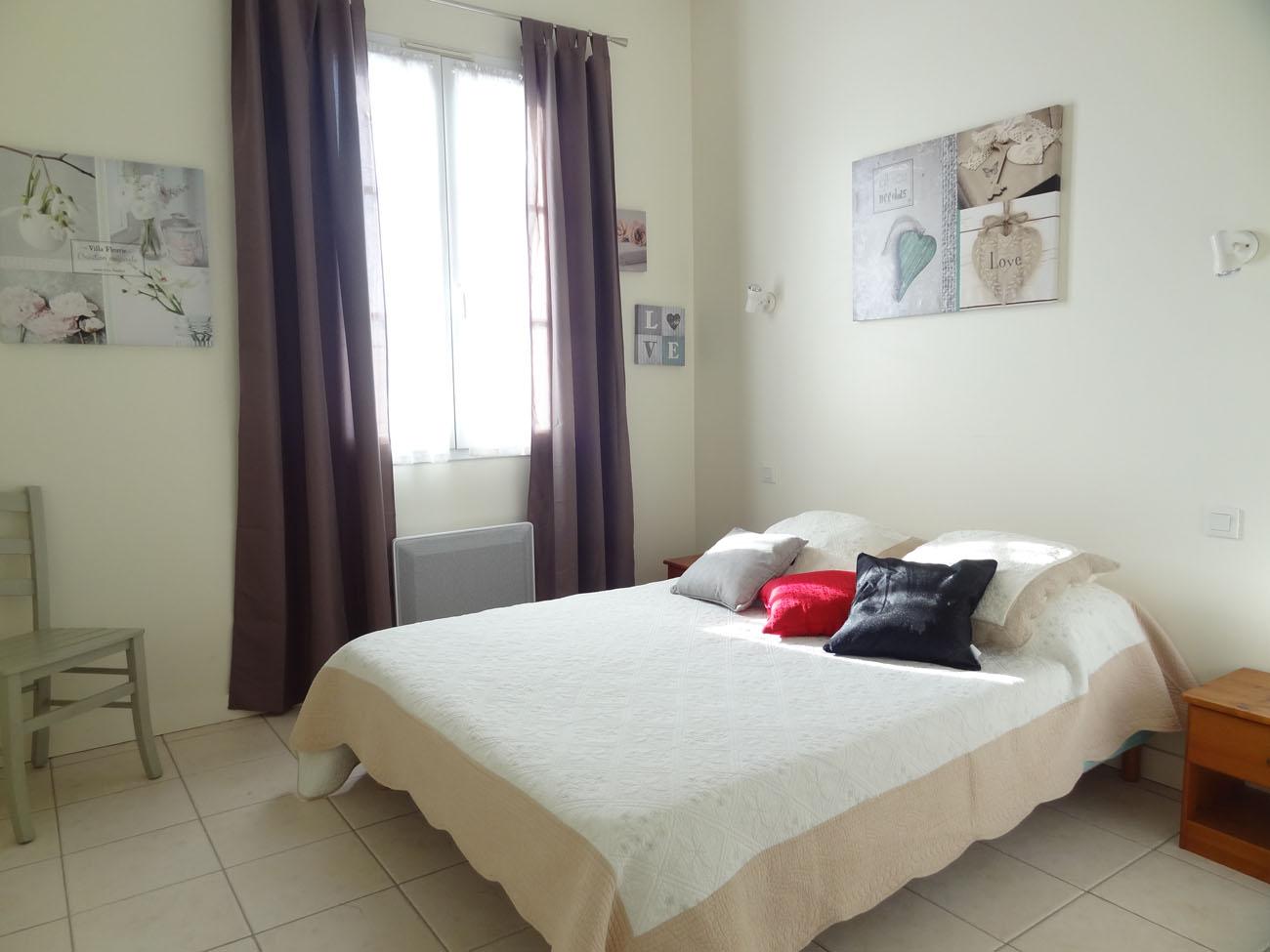 Location Appartement Île de Ré - Colombelle - Chambre 2