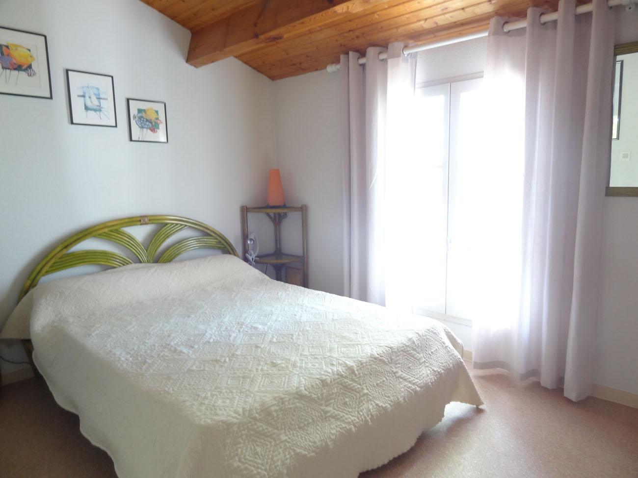 Location Appartement Ile de Ré - Ombrine - Chambre