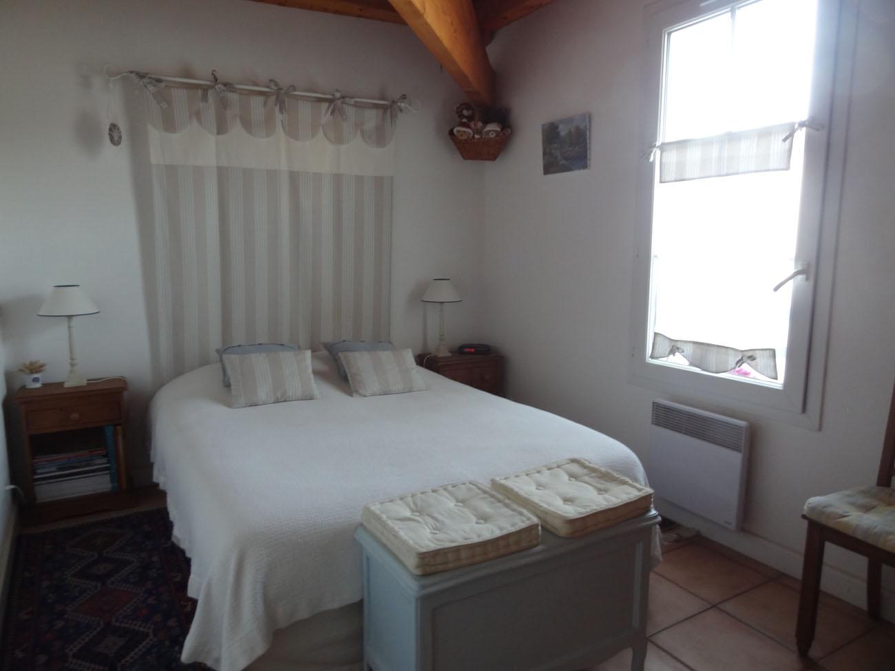 Location appartement Ile de Ré - Silène - Chambre
