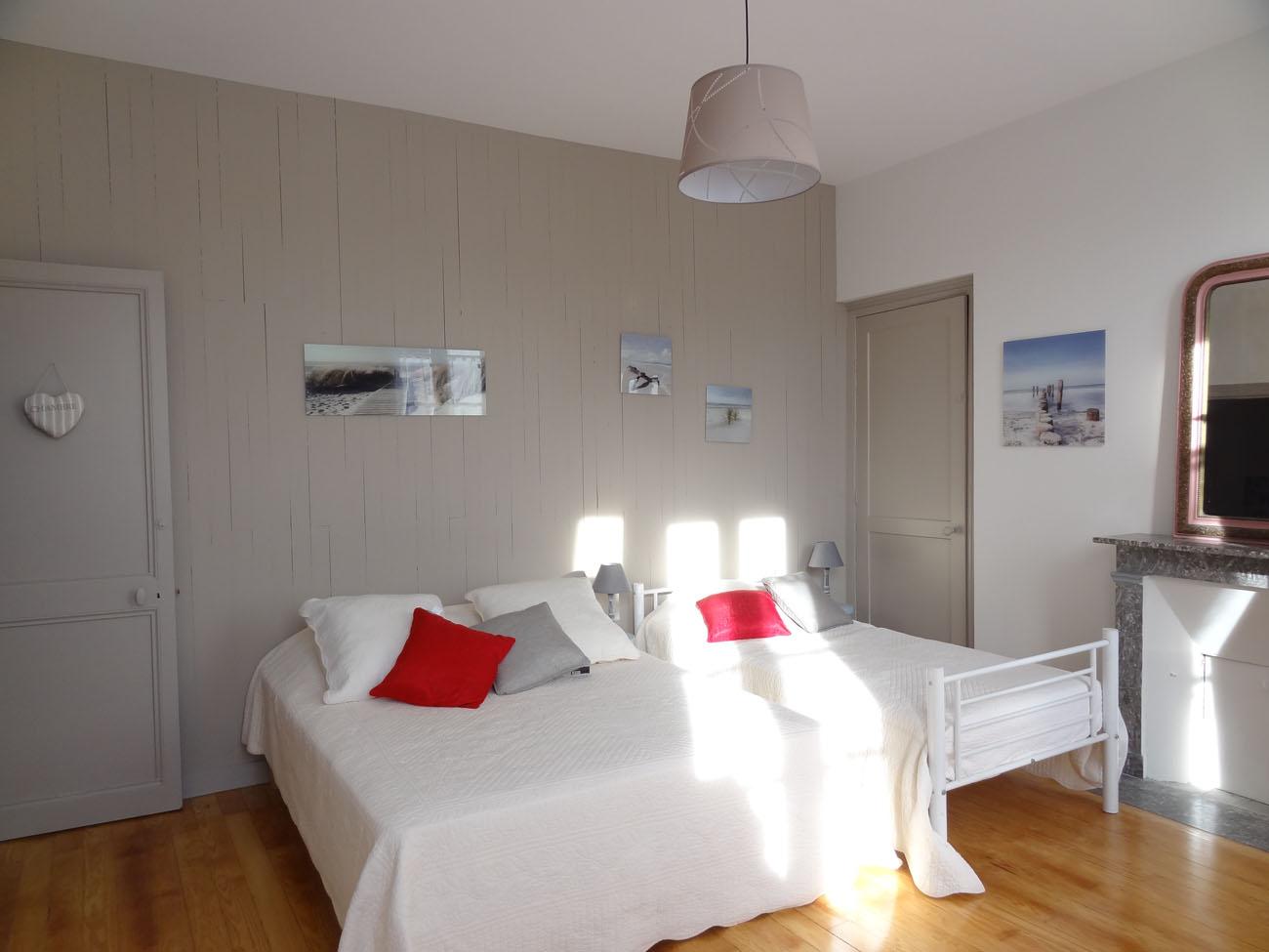 Location Maison Ile de Ré - Santoline - Chambre 2