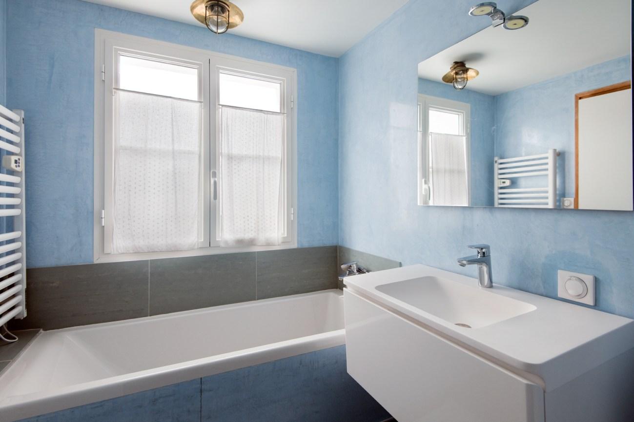 Location Maison Ile de Ré - Thalaos - Salle de bain 1