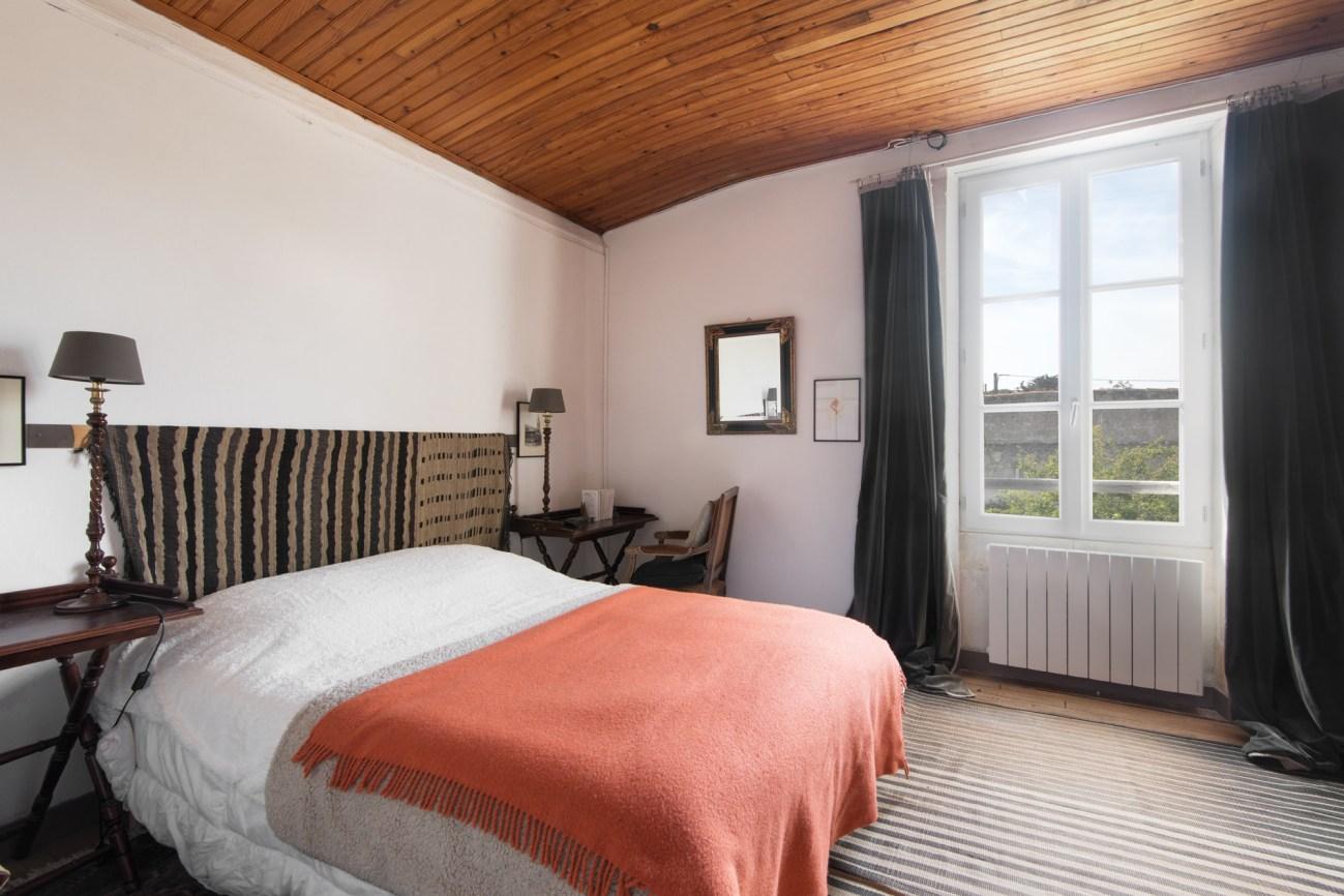 Location Maison Ile de Ré - Vieux Porche - Chambre 2