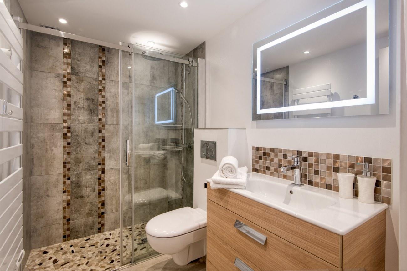Salle de bains Amande île de ré