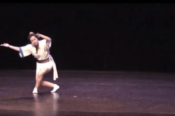 Danse japonaise Awa à Paris