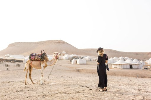 Scarab camp - Travel Photography