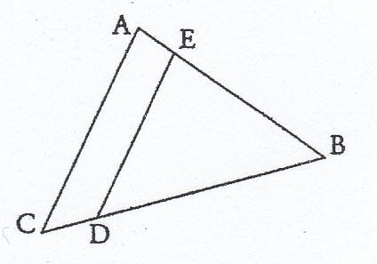 Correction devoir maison de maths (3ème)