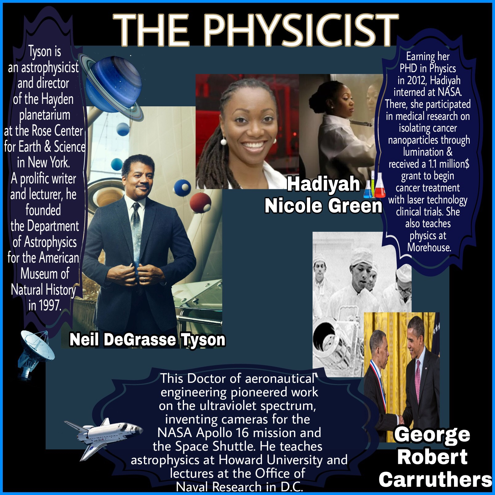 Black History Month The Physicists Are Trailblazers