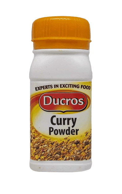 Ducros_-_Curry_Powder