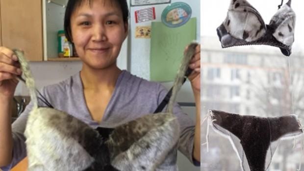 Des couturires du Nunavut visent les vtements sexy en peau de phoque pour le march haut de