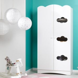 armoire nuage