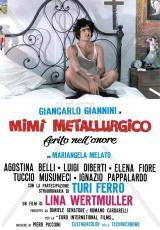 Mimì métallo blessé dans son honneur (Mimì metallurgico ferito nell'onore, 1972)