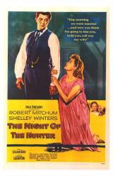 La Nuit du chasseur (The Night of the Hunter – Charles Laughton, 1955)