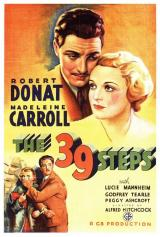 Les Trente-neuf marches (The Thirty-nine steps)