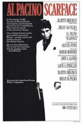 Scarface (Brian De Palma, 1983)