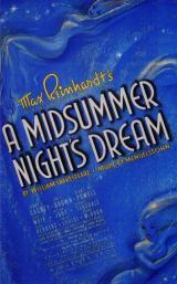 Le Songe d'une Nuit d'été (A Midsummer Night's Dream – William Dieterle et Max Reinhardt, 1935)