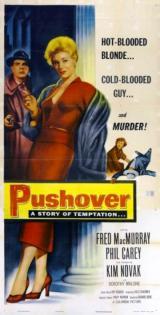 Du plomb pour l'inspecteur (Pushover, 1954)