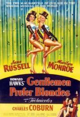 Les Hommes préfèrent les blondes (Gentlemen Prefers Blondes, 1953)