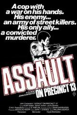 Assaut (Assault on Precinct 13 – John Carpenter, 1976)
