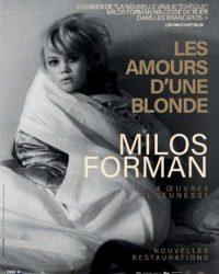 «Les Amours d'une blonde» et «Au feu les pompiers» de Milos Forman