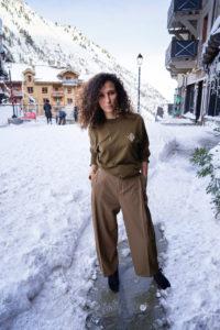 Interview avec Houda Benyamina