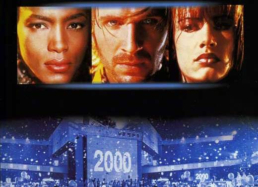 Strange Days de Kathryn Bigelow