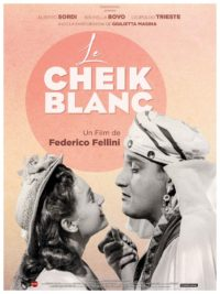 Le Cheikh blanc