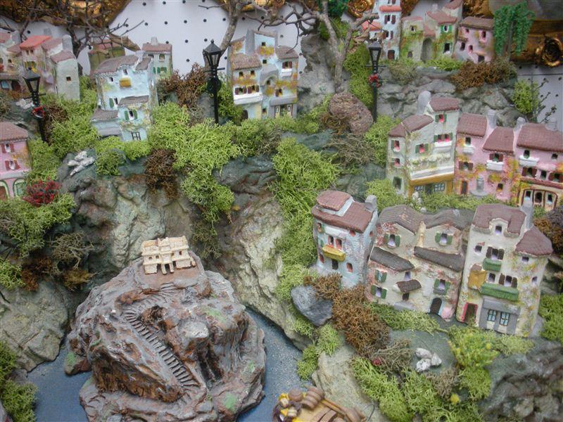 paesaggio in miniatura  25000EUR  Il Faro Presepi Presepi artigianali presepi in movimento e statici produzione e vendita presepe di